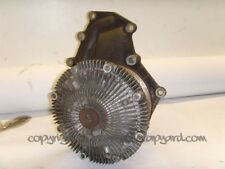 Nissan Patrol 3.0 Y61 ZD30 97-13 Water pump with cooling viscous fan clutch .