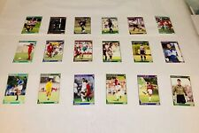 1991-92 Score Italian #92 Rizzolo Pallermo +17 Other teams Soccer Card