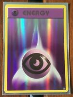 Pokemon Card  PSYCHIC ENERGY  REVERSE HOLO  EVOLUTIONS 95/108 ***MINT***