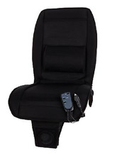 Hot Headz Vehicle Seat Cushion with Hot/Cold Massage, Black