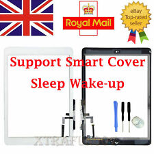For iPad Air 1 A1474 A1475 A1476 White Touch Screen Digitizer Replacement +Tools