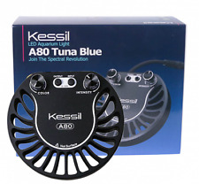 Kessil A80 LED Light Tuna Blue Sun Flora Spectral Controller Free Gooseneck New