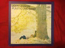 "John Lennon  ""Plastic Ono Band"" Russian Pressing"