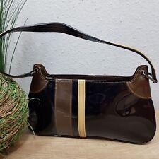 Longchamp charol óptica Bolso Clutch sonderedtion original como nuevo