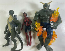 Marvel Legends Spiderman Related Set Of 3 Action Figures