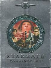 Stargate Kommando SG-1 Season 9 Neu OVP Sealed Deutsche Ausgabe Hologramm