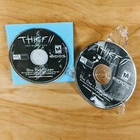 Thief The Dark Project PC 1998 & Thief 2 The Metal Age (2 PC CD-ROM Games)