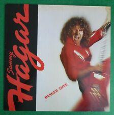 New listing Sammy Hagar 'Danger Zone' original 1980 vinyl LP Capitol Records 062-86135