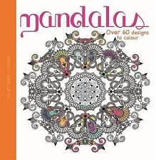 My Art Book to Colour: Mandalas, Hachette Children's Books, Very Good condition,