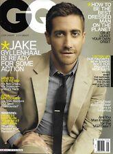 GQ magazine Jake Gyllenhaal Ian Somerhalder Matt Kemp Santino Ferrucci Beer bars