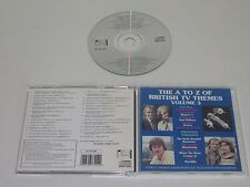 VARIOUS/THE A TO Z OF BRITISH TV THEMES VOL. 3(PLAY IT AGAIN PLAY 010) CD ALBUM