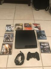 Used PS3 with controller and Games