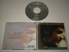 MIKE BLOOMFIELD/RX FOR THE BLUES(PILZ/PILZ448204-2)CD ALBUM