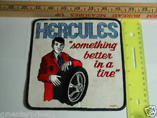 Vintage Hercules Something Better In A Tire Jacket Racing Patch (Large size)