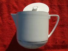 A Wedgwood Vera Wang Modern Graphic Tea Pot-Unused.