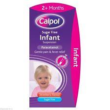 CALPOL Over-The-Counter Cough, Cold & Flu Medicine
