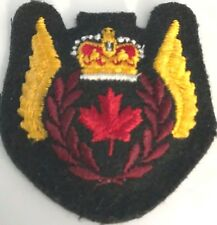 Canadian Armed Forces Airman Qualification Trade Badge (Padded)