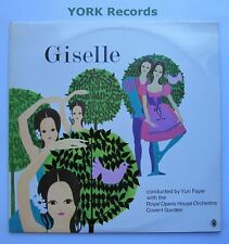 T 780/1 - ADAM - Giselle FAYER Royal Opera House - Ex Con Double LP Record