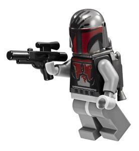 LEGO Star Wars Clone Wars - Rare Mandalorian Super Commando w/ Gun - Excellent