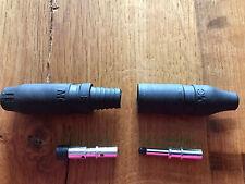 20 Paar original MC3 Steckverbinder für Photovoltaikkabel 2,5 mm²  bis 4 m