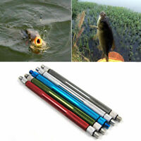 2 In 1 Alloy Carp Fishing Bait Set Making Rigs Drill Needle Tackle Hook P4A2