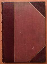 Jean de La Fontaine / Fables of La Fontaine 1884 finely bound etchings
