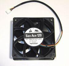Sanyo Denki 120mm x 38mm Ultra High Airflow Fan 4 Pin PWM 224 CFM 9GV1212P1J091