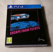 Escape From Tethys (PS4 PlayStation4 Spiel) - Limited Run by Red Art Games - Neu
