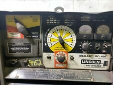 Lincoln Dc 400 Dc Power Source