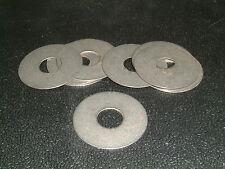 10 ACCIAIO TEMPERATO RONDELLE 50.1 mm O / D x 17,2 mm i / D x 0.8 mm THK