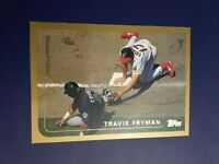 1999 Topps # 353 TRAVIS FRYMAN Cleveland Indians Baseball Card Sharp LOOK !