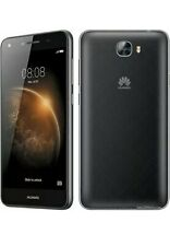New Condition Huawei Y6 ii 2 Compact 16GB Black Unlocked Dula Sim Phone Warranty