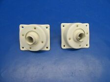 Beech C24R Air Valve & Plenum P/N 2215-1, 169-554018-1 LOT OF 2 (0219-155)
