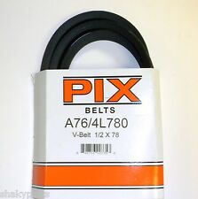 Pix A76 Belt Compatible With MTD 954-0461 And Old Number 754-0461