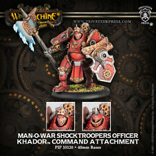 Warmachine Khador Kovnik Markov Cavalry Solo PIP33061 Cheap Overseas Ship!