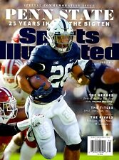 Sports Illustrated Magazine 2017 25 Years In Big Ten PENN STATE SAQUON BARKLEY
