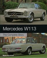 Mercedes W113 Complete Story (230 250 280 SL Pagode Pagoda) Buch book W 113 Benz