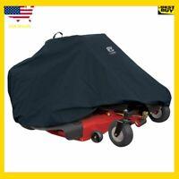 "Zero-Turn Riding Mower Cover 60"" Decks Sun Rain Protection John Deere Cub Cadet"