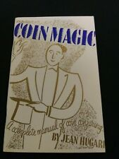 Coin Magic - Jean Hugard