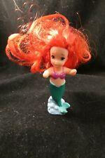 "Disney Mattel ARIEL THE MERMAID PVC Figure 3.75"""