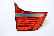 BMW RHD E71 X6 Rear LEFT NEAR-SIDE Boot Lid Taillight Tail Light w/ BULB