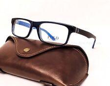 RALPH LAUREN POLO PH 2140 5563 Eyeglasses Optical Frames Glasses Black 52mm