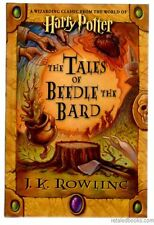 The Tales of Beedle the Bard by J. K. Rowling (2008, Hardcover)