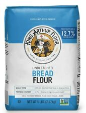 King Arthur Flour - Unbleached Bread Flour - 5 LB Bag - Same Day Shipping!