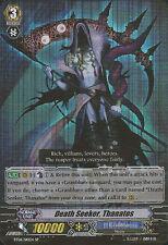 1x Cardfight!! Vanguard Death Seeker, Thanatos - BT06/S10EN - SP Near Mint