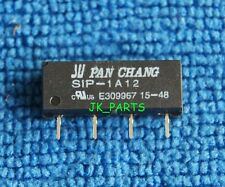 10pcs ORIGINAL 12V Relay SIP-1A12 Reed Switch Relay