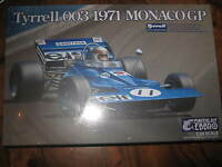 1:20 Tyrrell Ford 003 J. Stewart 1971 EBRO Nr. 007-5800 Bausatz Kit  Neu OVP