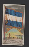 1888 Allen & Ginter N6 City Flags Buenos Ayres