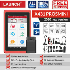Automotive Diagnostic Tool LAUNCH X431 Pros Mini OBD2 Scanner ECU Key TPMS Code