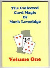 The Collected Card Magic of Mark Leveridge Vol. 1 - New Magic Book
